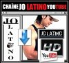Cha�ne Jo latino YouTube (100%CLASSE)